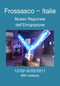 Sito Expo lieux FROSSASCO
