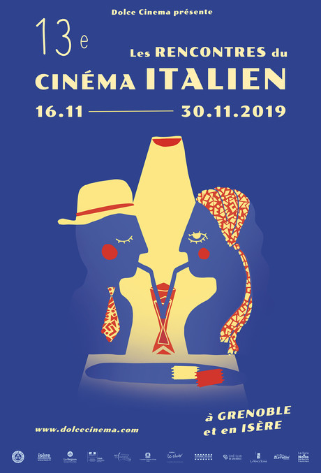2019 11 Grenoble Rencontres Cinema Italien