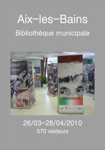 Sito Expo lieux AIX