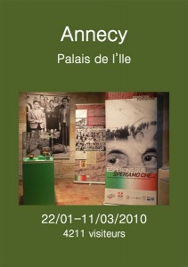 Sito Expo lieux ANNECY