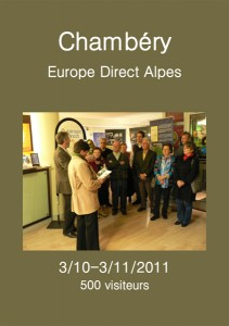 Sito Expo lieux EUROPE