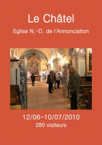 Sito Expo lieux LE CHATEL
